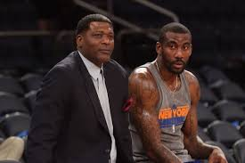 Knicks' Great Larry Johnson Understands the Benefits of the NBA D ...