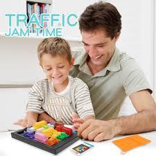 Bộ trò chơi TRAFFIC JAM rèn luyện trí thông minh cho bé trên 3 ...