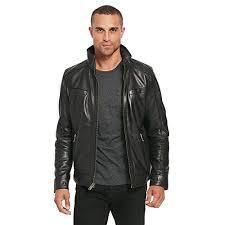 genuine leather coats com