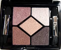 5 couleurs splendor eyeshadow palette