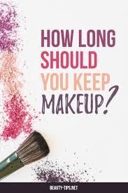 expiration dates of makeup s