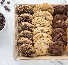 cookie basket and gift wrap kiki s