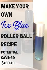 doterra ice blue recipe for roll on