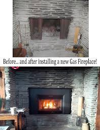 gas fireplace j j mclellan son