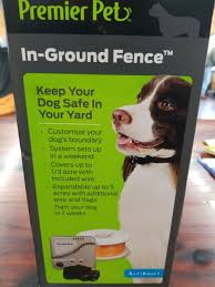 Premier Pet In Ground Fence With Tone Beep And Static Gig00 16919 Ebay