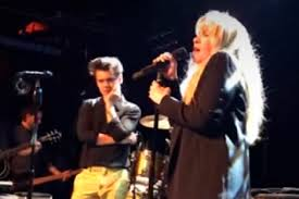 stevie nicks and harry styles share an