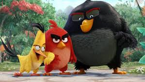 Angry Birds voice cast is revealed - Independent.ie