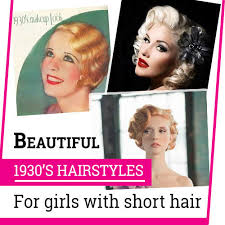 beautiful 1930s hairstyles for s