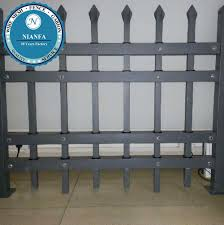 Simple Fence 8 Foot High By 10 Foot Long Wrought Iron Fence Panels Guangzhou Factory Buy Faux Wrought Iron Fence Cheap Wrought Iron Fence Simple Iron Fence Design Product On Alibaba Com