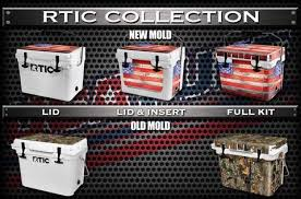 Usatuff Cooler Wrap Decals For Rtic Coolers Usa Tuff