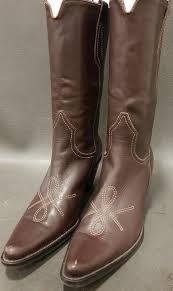 franco sarto leather boots womens 6m