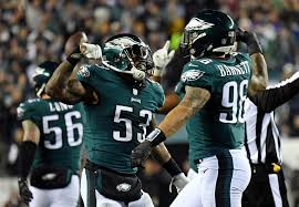 Report: Nigel Bradham to re-sign with Eagles