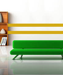 Borders Unlimited Goldenrod Simple Stripe Wall Decal Best Price And Reviews Zulily
