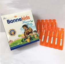 Bổ sung canxi cho trẻ Bonne Kids cho bé cao lớn vượt trội- Calci ...