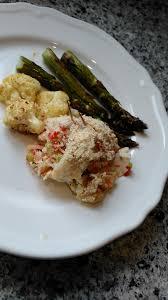 Stuffed Sole with Imitation Crab Recipe ...