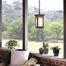 outdoor pendant lighting fixtures