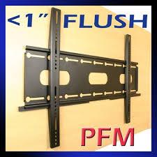 pfm universal flush tv monitor mount