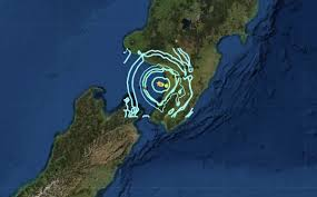 Earthquake New Zealand Today: Magnitude ...