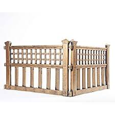 1878 4x6 Wooden Fencing Panels 3 5 Day Delivery Picket Flat Top Construction Pressure Treated With 10 Year Guarantee 4 X 6 4ft X 6ft Waltons Est
