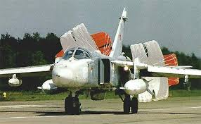 Su 24m Fencer Bomber Airforce Technology