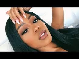 natural makeup tutorials for black