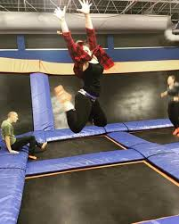 picture of sky zone st catharines