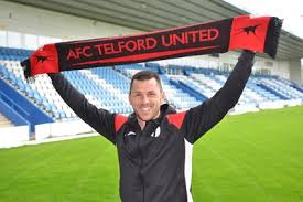 Aaron Williams Signs - AFC Telford United