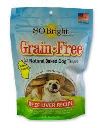 grain free beef liver natural dog treats
