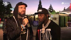 Pop Smoke & Adam22 Interview - LIVE @ Rolling Loud Los Angeles ...