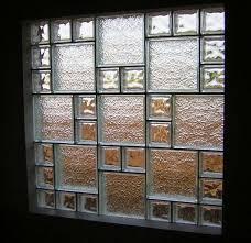 glass block windowixing block