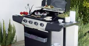 this ultar 4 burner gas barbecue is