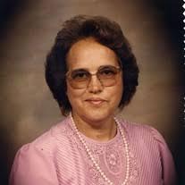 Myrtle Hunt Jacobs Obituary - Visitation & Funeral Information