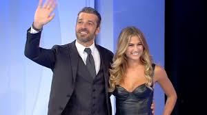 """Luca Argentero e la fidanzata Cristina Marino a """"C'è Posta per Te ..."""