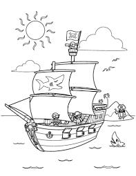 Tổng hợp các bức tranh tô màu thuyền buồm đẹp nhất - Vector Free