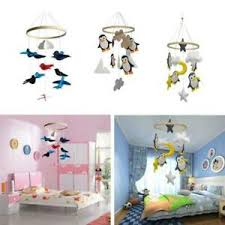 Baby Rattles Mobile Toys Crib Toy Bed Hanging Newborn Kids Room Decoration Ebay