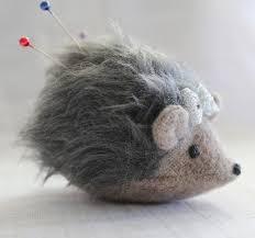 hedgehog plushie pattern plushie