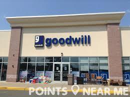 goodwill near me points near me
