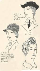 women s 1940s hairstyles an overview