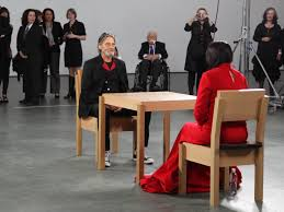 Marina Abramović and Ulay, Performance Artist Icons, Are Finally ...