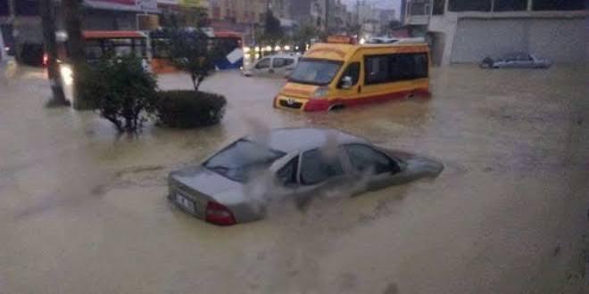 """MERSİN'DE SEL FELAKETİ ile ilgili görsel sonucu"""""""