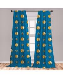 New Bargains On Children Room Darkening Rod Pocket Curtain Panels East Urban Home Size Per Panel 28 X 95