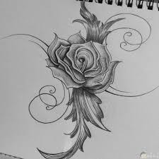 صور رسم بالرصاص جميلة ورومانسية