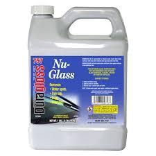 duragloss 757 glass water spot remover