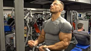 triceps workout for bigger arms