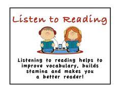 Image result for listen to reading