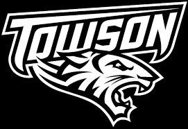 Amazon Com Towson University 5 5 Tiger Logo Decal Sticker For Laptop Car Window Tablet Skateboard White Color Everything Else
