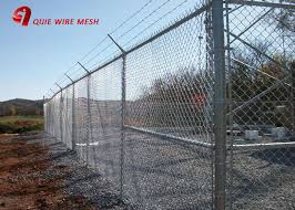 2 X 2 Heavy Duty Galvanised Chain Link Fencing 2 X 25 Meters Smooth Surface