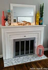 fireplace makeovers 40 ideas