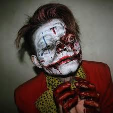 another creepy clown makeup horror amino