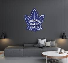Toronto Maple Leafs Logo Wall Decal Egraphicstore